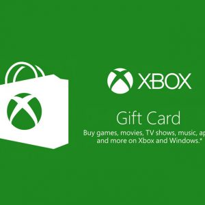 Xbox Gift Card (Email Delivery)