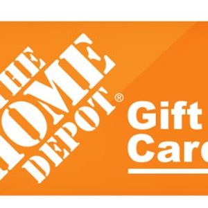 The Home Depot® Gift Card (Email Delivery)